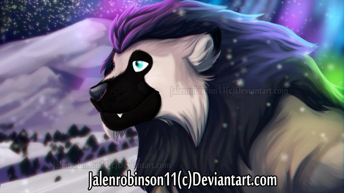 Nightly gaze by jalenrobinson11
