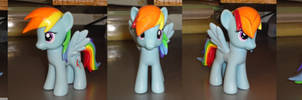 Rainbow Dash Finished Kit