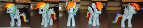 Rainbow Dash Finished Kit by OtakuSquirrel