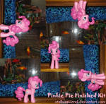 Pinkie Pie Finished Kit