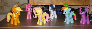 Fluttershy and friends
