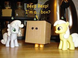 Beep beep by OtakuSquirrel