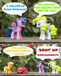 Concept Ponies have feelings also...