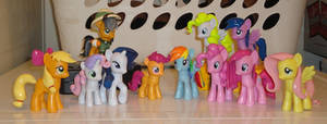 My Collection of Finished Ponies