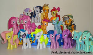June 2012 Pony Project Update by OtakuSquirrel