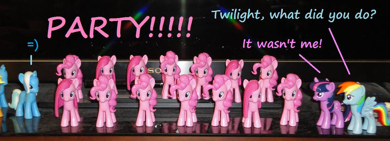 Pinky Party!