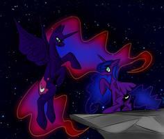 Madness of Princess Luna