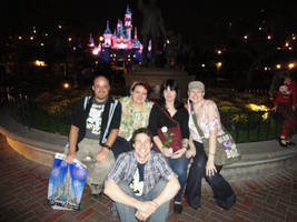 EQLA Disneyland Trip