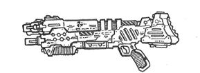 Heavy Plasma Rifle by Waileem