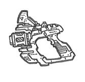 Beam cutter gun by Waileem