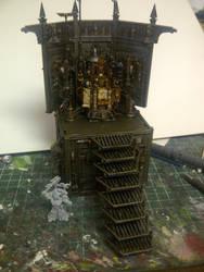 Golden Throne WIP