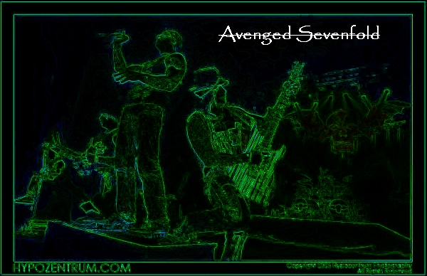 Avenged Sevenfold Sign by TheRebelWithNoCause