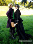 Ciel and Alois- cosplay by Raven-Misa