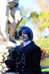 Ciel Phantomhive - cosplay by Raven-Misa