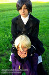 Ciel and Alois - Cosplay by Raven-Misa
