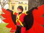 Tim Drake- Red Robin (New 52) by Raven-Misa
