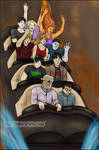 In the Amusement Park by Raven-Misa