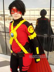 Tim Drake- Red Robin (New 52)