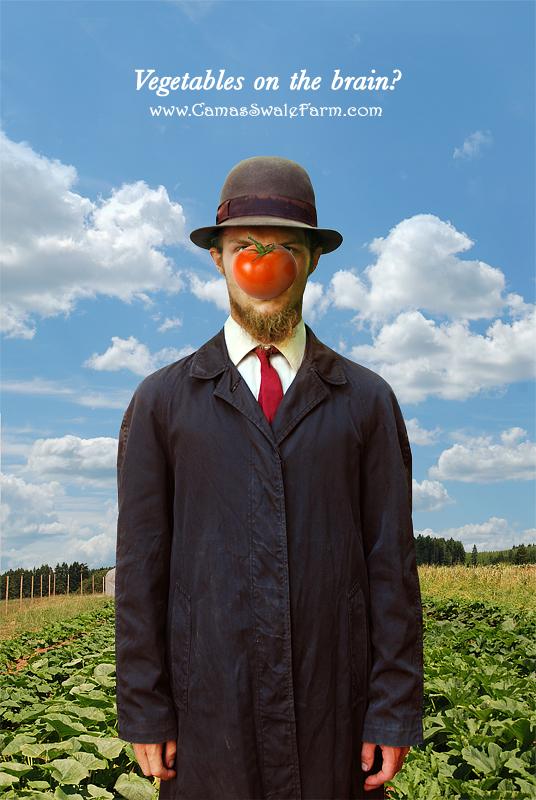 Ceci n'est pas GMO. by fahrmboy