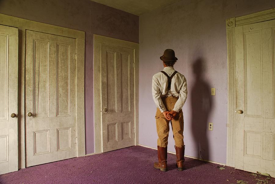 behind which door? by fahrmboy
