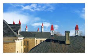 TCSH - spires by fahrmboy