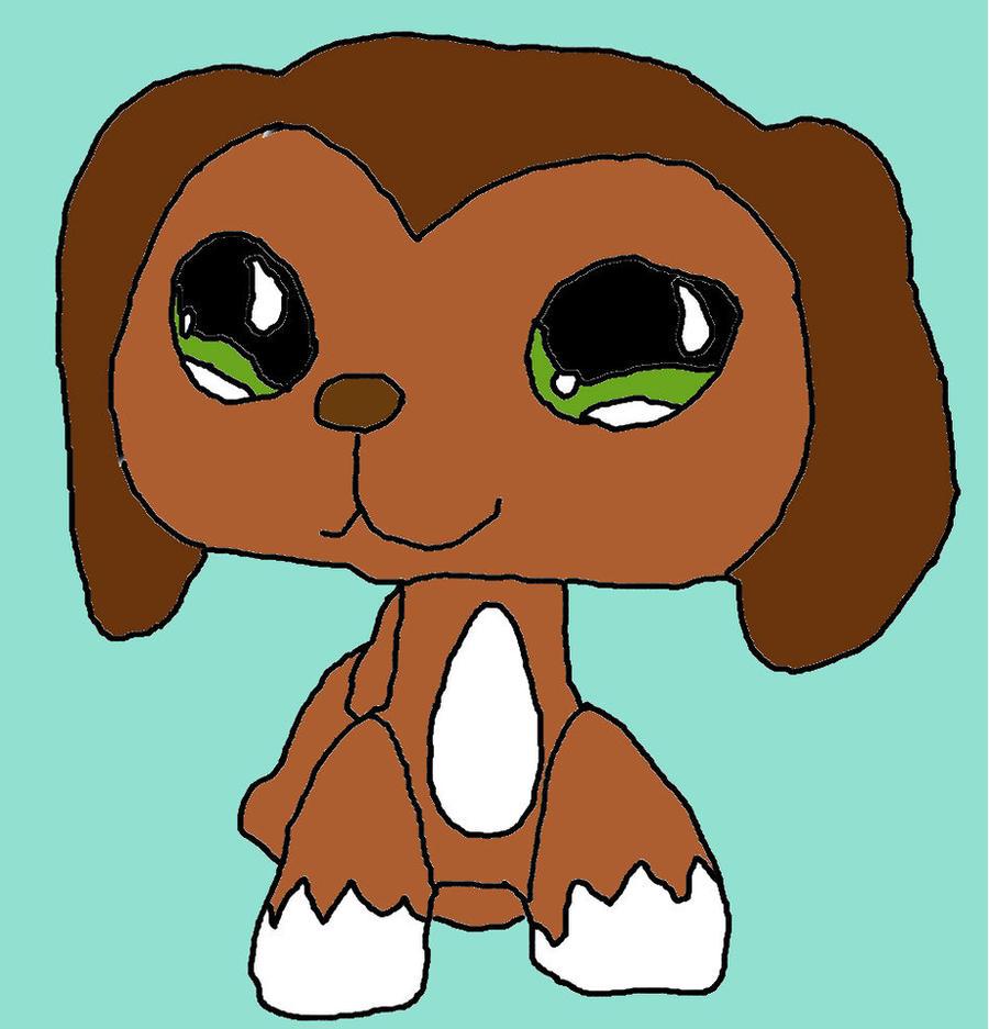 Littlest Pet Shop - #675 Drawing by ~rainbowkitttylover29 on ...