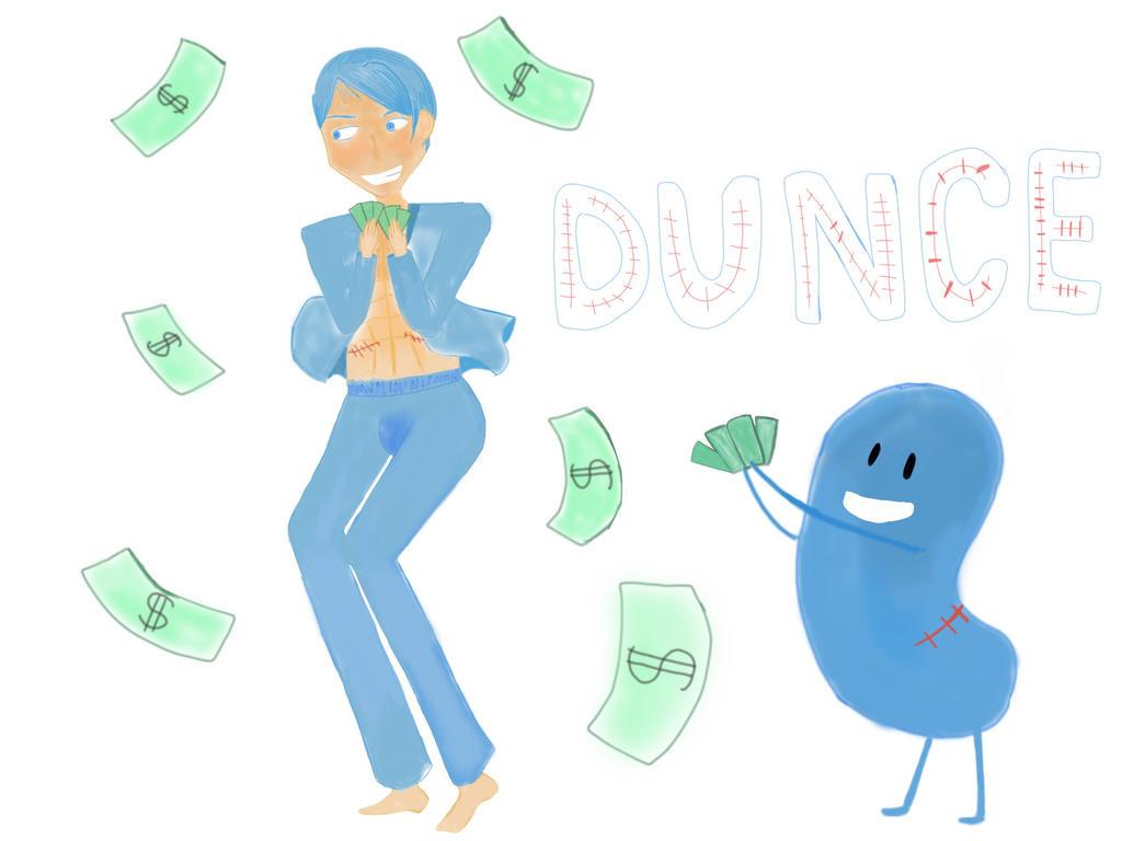 Dumb ways to die- Dunce