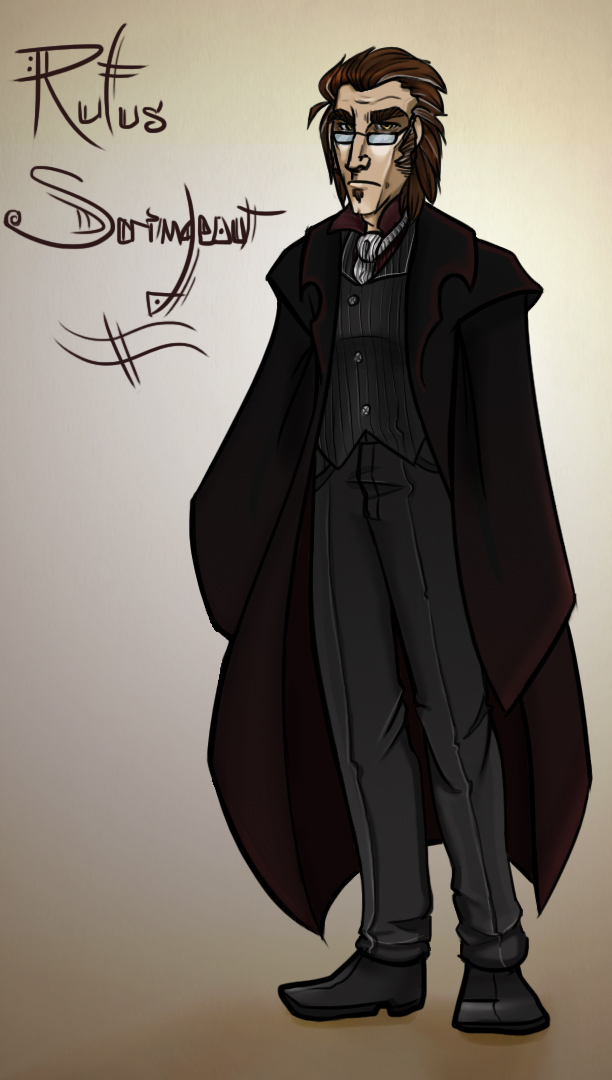 Rufus Scrimgeour by fablekeeper ...