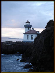 Lighthouse 2 by Versilaryan