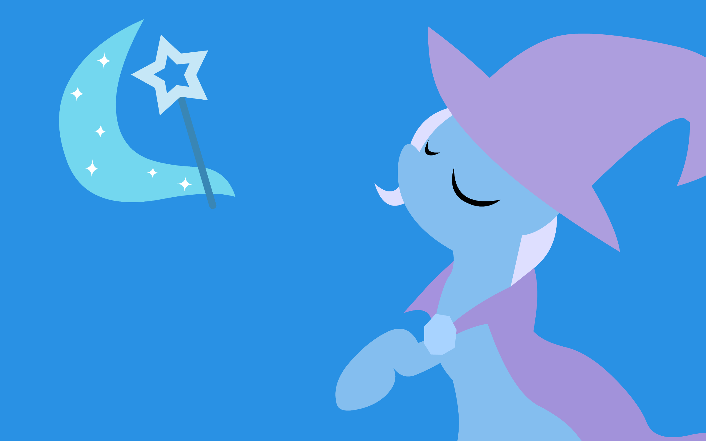 The Great and Powerful TRIXIE by Versilaryan