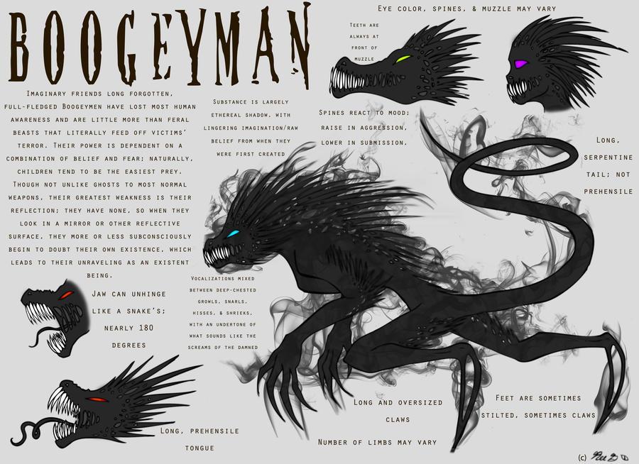 Nightmare (Creepypasta x Boogeyman!Reader)Prologue by SilverMints on