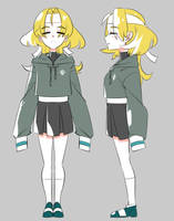 Character Design Sample by AtelierMayo