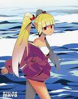 OC Mei-chan by AtelierMayo