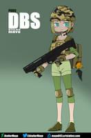 DBS GIRL (PUBG) by AtelierMayo