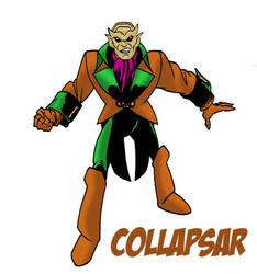 Collapsar by Joe-Singleton