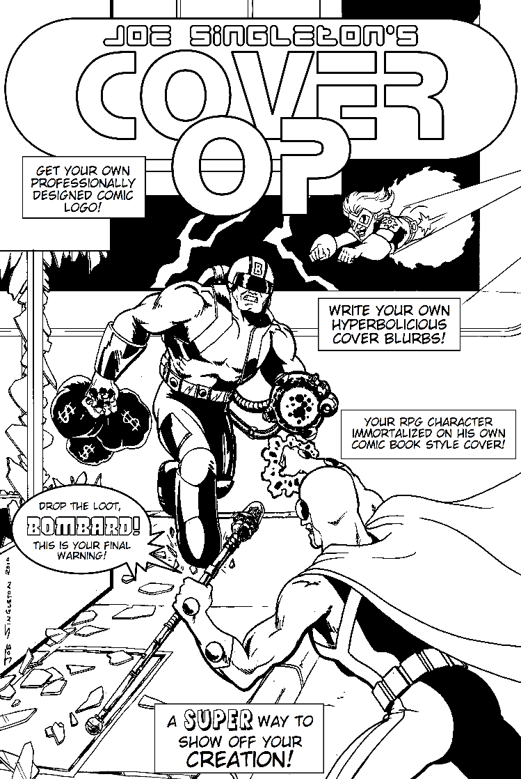 Cover-Op by Joe-Singleton