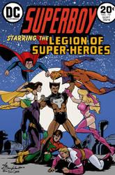 Superboy-LSH no. 197-sorta by Joe-Singleton