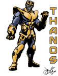 Thanos redesign