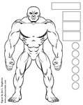 Male figure -Large by Joe-Singleton