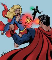 Supergirl-CSA by Joe-Singleton