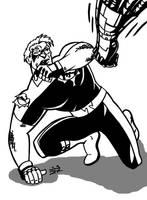 Tough Guy by Joe-Singleton
