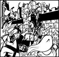 Templars by Joe-Singleton