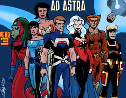 Ad Astra 3rd anniversary by Joe-Singleton