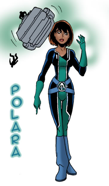 Polara by Joe-Singleton