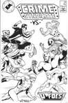 Crime Syndicate vs U-Foes