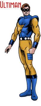 Ultiman-original costume