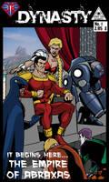 Dynasty no.1 mock cover by Joe-Singleton