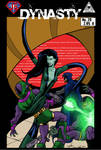 Dynasty no 29 mock cover by Joe-Singleton