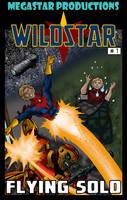 Wildstar no 1 mock cover by Joe-Singleton