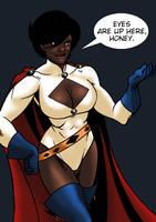 The most common super-power by Joe-Singleton